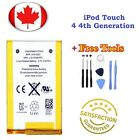 Brand New iPod Touch 4 4th Generation Replacement Battery + Repair Tools