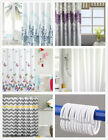 New Waterproof Polyester Shower Curtain 72
