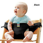 Baby Safety High Chair Dining Eat Feeding Travel Car Seat Harness Belt Fastener