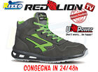 SCARPA ANTINFORTUNISTICA UPOWER REDLION HUMMER S3 SRC PUNTA ALLUMINIO U-POWER