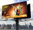 Commercial Outdoor LED HD Video Billboard Sign P8 Full Color Sunlight Readable
