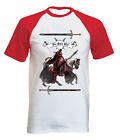 KNIGHT TEMPLAR THE HOLY WAR - NEW COTTON BASEBALL TSHIRT ALL SIZES