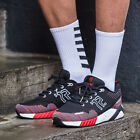 New Men Black Walking Shoes Outdoor Retro Running Shoes for Jogging
