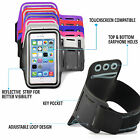 Quality Gym Running Sports Workout Armband Phone Case Cover - LG Q8 (H970)
