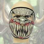 New Neoprene Full Face Mask Halloween Outdoor Sports Motorcycle Cycling TXSU