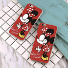 Minnie Mouse iPhone Case_Thin Hard TPU iPhone 6,6s,6 PLUS RED iPHONE Cover