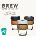 KeepCup Brew Reusable Coffee Cup - 3 Sizes - 2 Styles