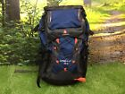 Technicals Alpine Aqua II 25+5L daysack in blue, black and orange - RRP £45