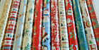 Giftmaker Christmas Present Gift Wrapping Paper 10m (2 x 5mtr Rolls)