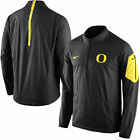 men 4XL niKe oregon ducks coaches 1/2 half zip sideline lockdown pullover jacket