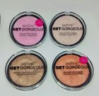 Technic Get Gorgeous Highlighting Powder Face Cheek Contour Shimmer Make up