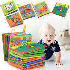 Pop Intelligence development Cloth Bed Cognize Book Educational Toy For Kid Baby