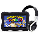 "Contixo BUNDLE 7"" Kids Tablet +Bluetooth Wireless Headphones Headset Earbud"