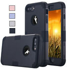 For Apple iPhone 7 Plus Hybrid Shockproof Case Heavy Duty Full Protect Cover