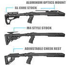 FAB Defense Ruger 10/22 Tactical Stocks w/ Cheek RestHolsters - 177885