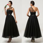 Vintage Long Evening Formal Cocktail Evening Party Dress Bridesmaid Prom Gowns