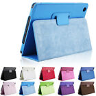 Protection For iPad Flip Cover Leather Case Cover Wallet HOT Multicolor Luxury