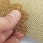#40  - 0.41mm Aperture - 0.22mm  - Brass (65/35) - Woven Wire Mesh  - Various