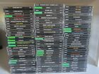 PlayStation 1, PS1 Games, Huge selection. You pick. Varied titles and condition.