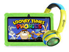 "Contixo 7"" Kids Tablet+Bluetooth Wireless Headphones Earphones Gift Set Bundle"