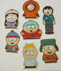 South Park character embroidered patches Iron or sew on