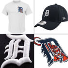 Detroit Tigers Officially Licenced MLB T-shirt + New Era FORTY Adjustable Cap