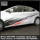 Dodge Dart 2013-2018 Dirt Splash Sport Accent Side Stripes Decals (Choose Color) $84.7 USD on eBay