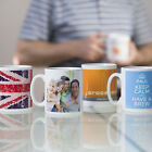 PERSONALISED PRINTED MUG. THE PERFECT GIFT. ADD PHOTOS, LOGOS, TEXT MANY DESIGNS