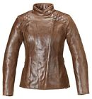 MLLS17106 TRIUMPH LADIES LEATHER BARBOUR MOTORCYCLE JACKET $838.2 AUD on eBay