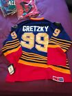 Mitchell  Ness Wayne Gretzky St Louis Blues Blue 1995 96 Authentic Jersey