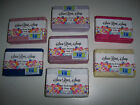 All Natural Glycerin Bar Soap made in Sunflower Hill Maine choose from 7 scents