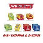 Внешний вид - Wrigley Chewing Flavored Gum 10 Pack Many Options Juicy Fruit Big Red EASY SHIP