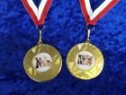 Great Medal Cat Competition Dog Show Best Coat with ribbon Bargain Trophy