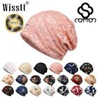 Indian Style Women's Flower Stretch Turban Hat Chemo Hair Loss Head Wrap Cap Top