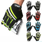 Breathable Mountain bike rider long finger all gloves silicone gloves Hot