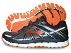 Brooks Adrenaline GTS 17 Mens Running Shoe Black/Orange New, Multiple Sizes
