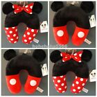 NEW Disney Minnie OR Mickey Mouse Travel Pillow U Shaped Neck Support Primark