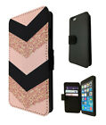 2294 Chevron Sparkle Case Flip Cover For Huawei lg sony samsung iphone Series