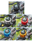 Loud Aluminum Alloy Bicycle Mountain Cycling Bell with Compass Handlebar Ring