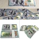 100 Bills Best Novelty Movie Prop Play Fake Money Joke Prank Not Tender ✿Q
