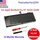 "Lot 1-100 A1321 Battery For Apple MacBook Pro 15"" A1286 MC118 (Mid-2009 2010)"