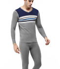 Men's Thermal Underwear Sets Winter Hot Dry Technology Elastic Long Johns Suits