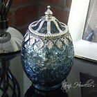 Moroccan Lantern Tea Light Candle Holder Glass Vintage Gift Wedding 4 Colours
