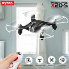 Syma X20-S Remote Control Quadcopter One Hand Control Drone for Kids X'mas Gifts
