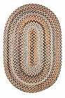 Astoria Wool Country Home Casual Accent Flat Braided Rug Wheat Field AS52