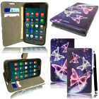 For Vodafone Smart E8 VFD 510 New Pu Leather Wallet Book Stand Phone Case Cover