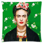 Cushion Cover Frida Kahlo Pillow Case Firm Flower Sofa Butterfly Bedroom