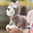 Dog Plush Simulation Toy Gift Soft Lifelike Animal Doll Birthday Puppy Home Toys
