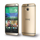 New Factory Unlocked HTC One M8 Black Red Gold Silver Blue 16GB Android Phone