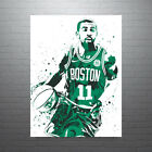 Kyrie Irving Boston Celtics Poster FREE US SHIPPING
